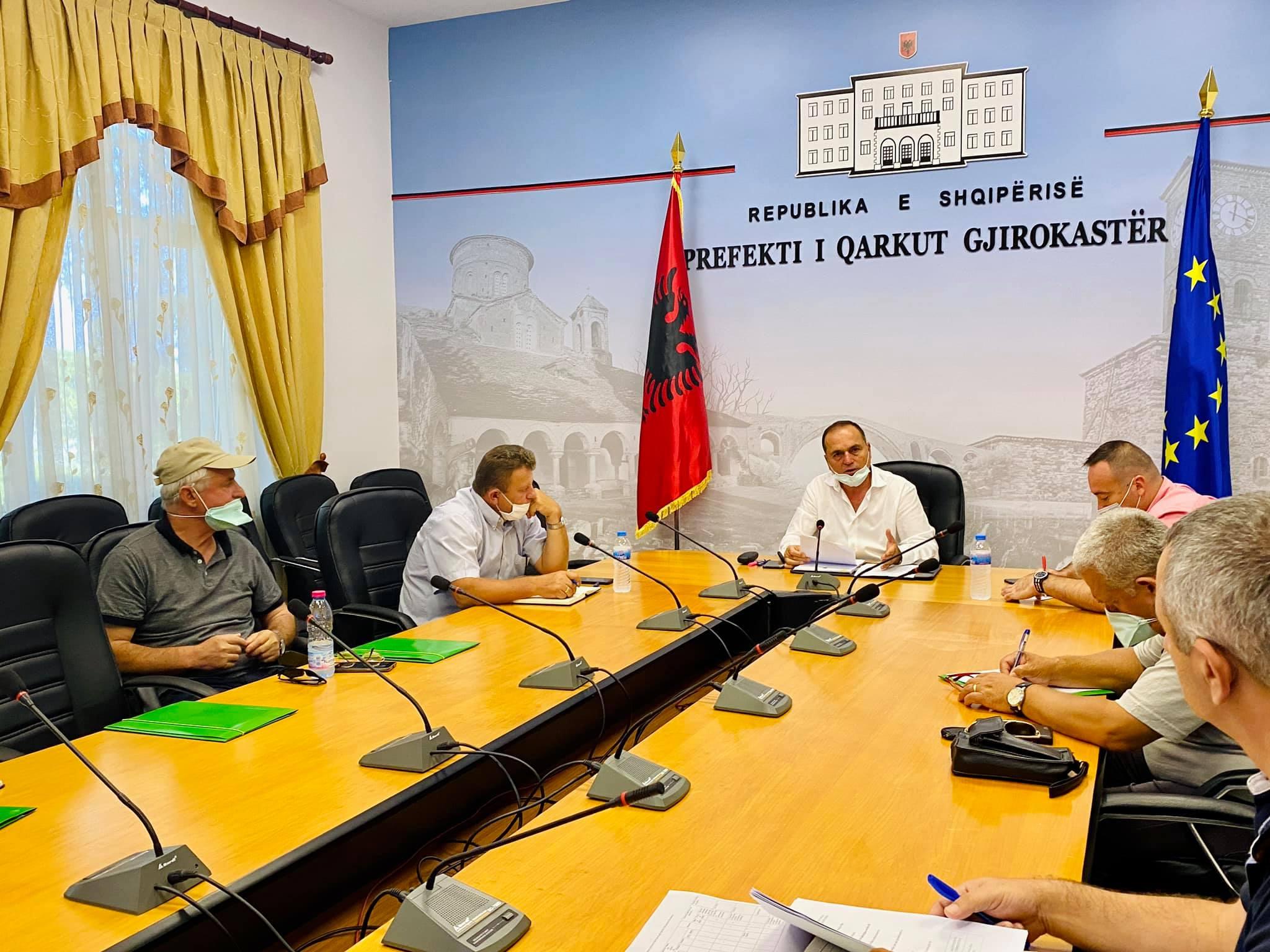 Seminari i trajnimit me specialistët e emergjencave civile të bashkive të qarkut