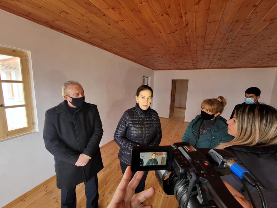 Restaurimi i shtëpisë së Avni Rustemit
